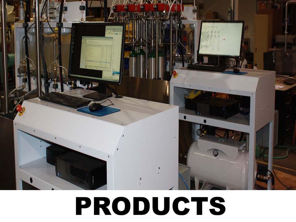 Galiso Inc  - Hydrostatic Cylinder Testing Products